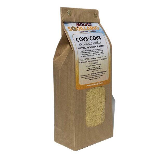 cous cous precotto di grano duro