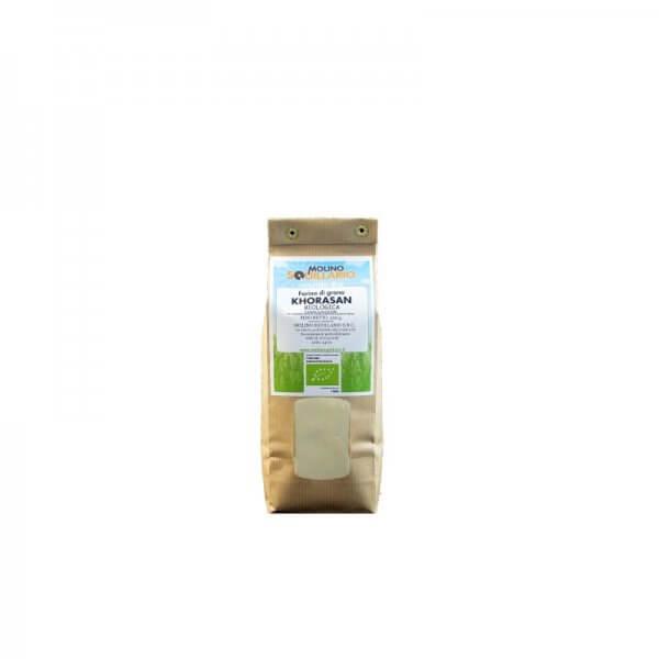 farina grano khorasan biologica