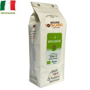 farina tipo 0 biologica