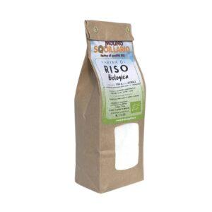farina di riso biologica