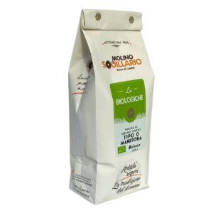 farina tipo 0 manitoba biologica