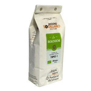 farina tipo 1 biologica