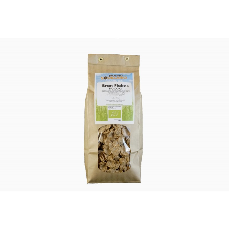 fiocchi grano integrale biologici