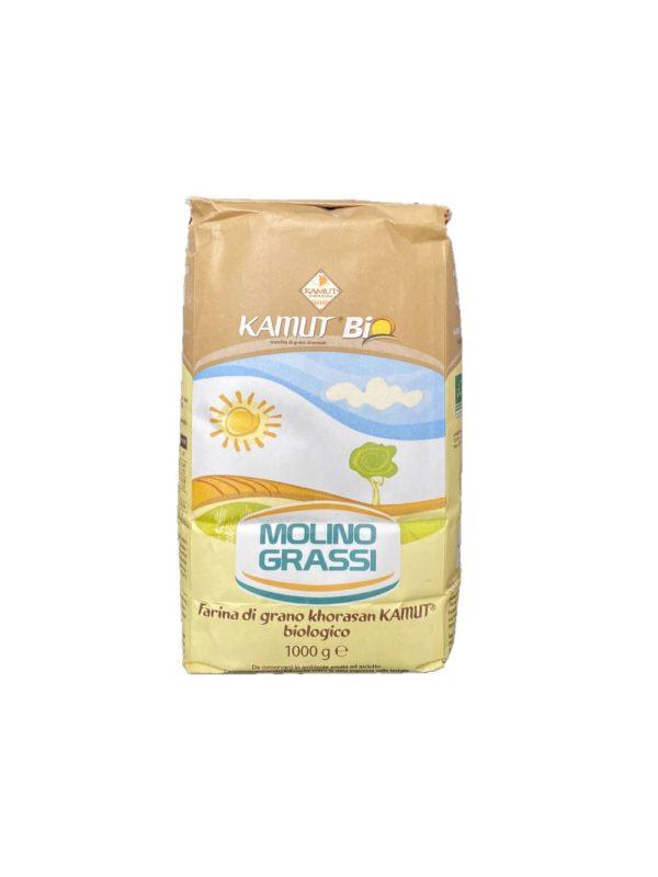 farina di grano khorasan kamut biologica