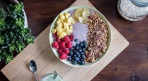 colazione energetica e sana