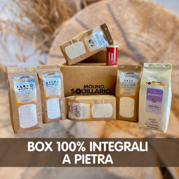 Box 100 % Integrale a Pietra