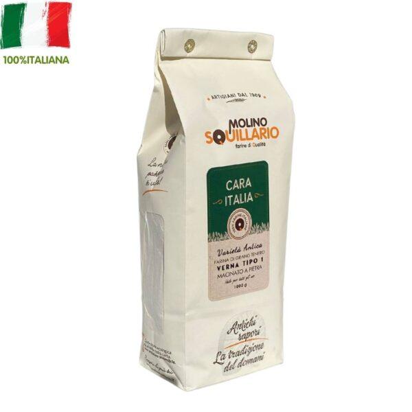 Farina di grano Verna Tipo 1 - 100% italiano